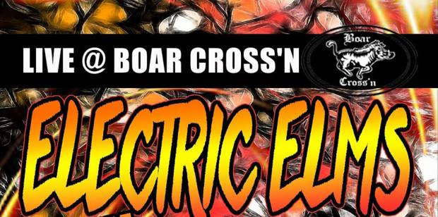 Electric Elms - Boars Xing 01182018