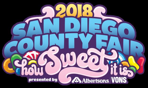 SD County Fair Logo 2018